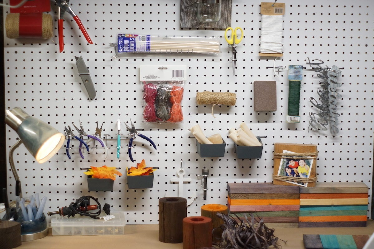 The GFT Woodcraft studio