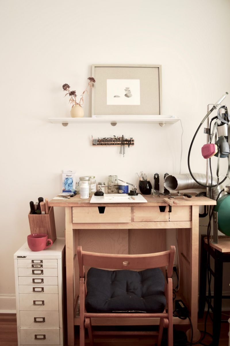Shuang's workspace