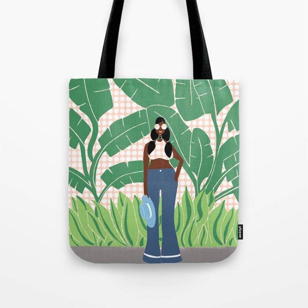 Bambi tote bag from Lovely Earthlings