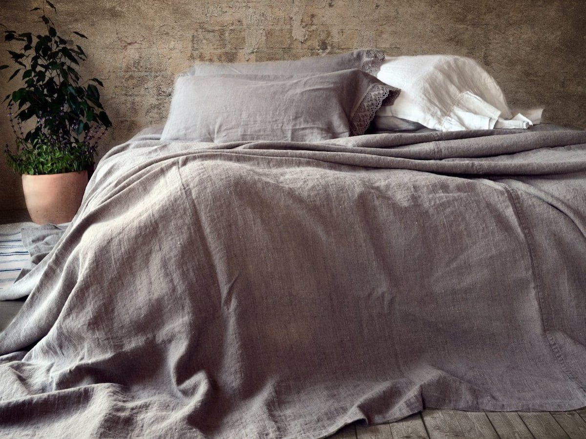 Bedding from the House of Baltic Linen collection