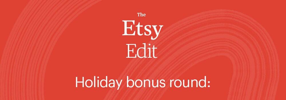 Holiday bonus round graphic