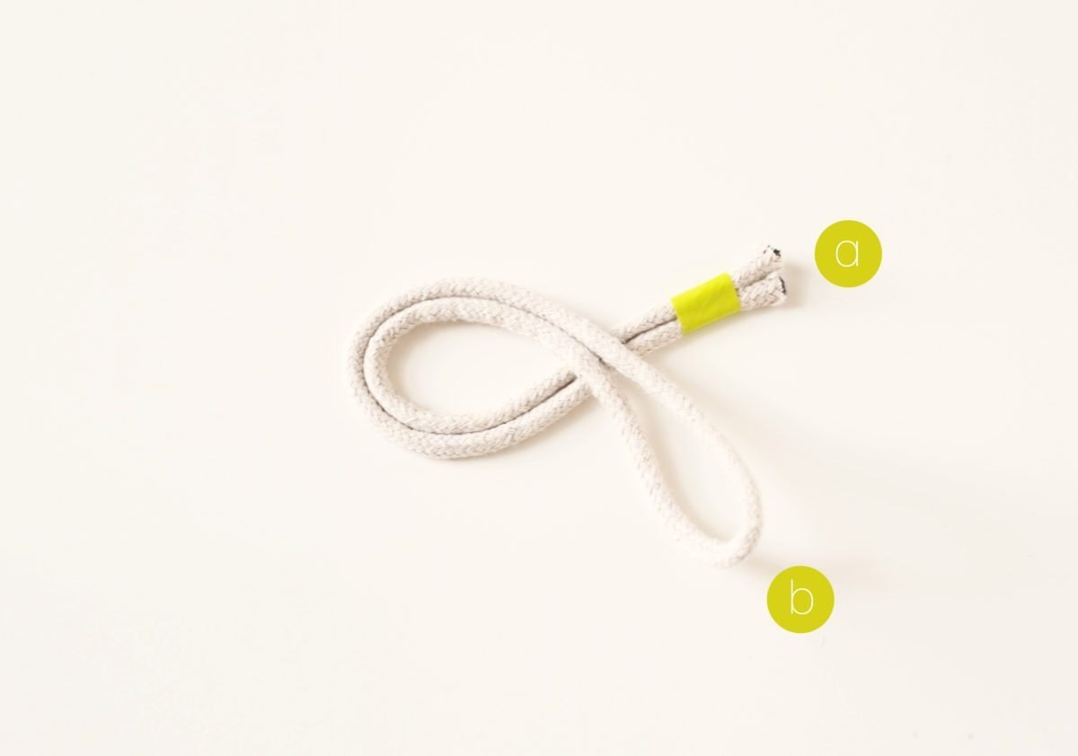 How to tie a sailor's knot for a nautical knot bracelet, with tips from Etsy