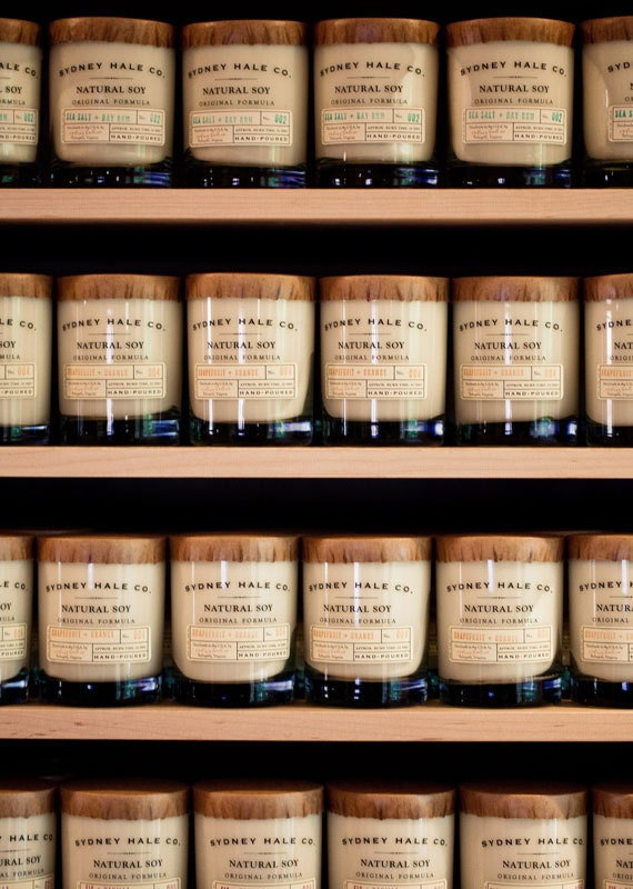 etsy-featured-shop-sydney-hale-co-candles-stock