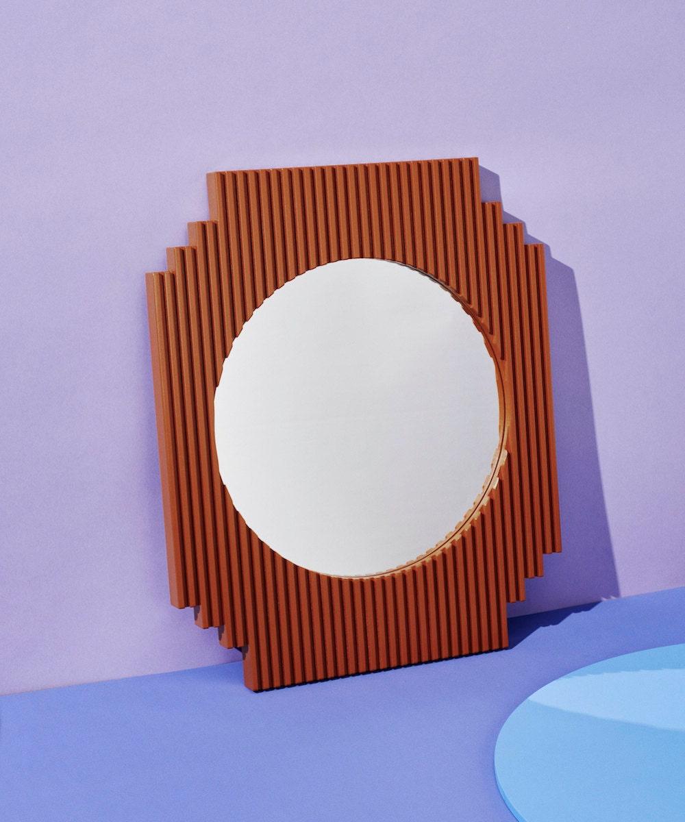 Mirror from Wren & Cooper, on Etsy