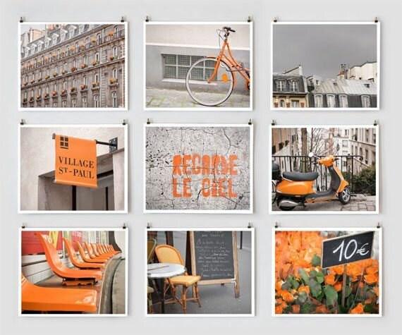 the_paris_print_shop_etsy_featured_shop_orange