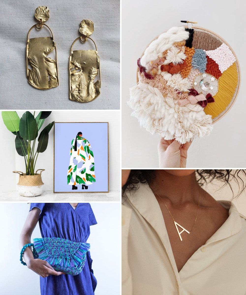 A collage of vibrant birthday gift ideas hand-picked for Leo.