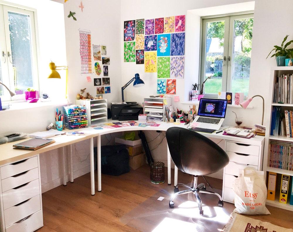 Lee's UK studio