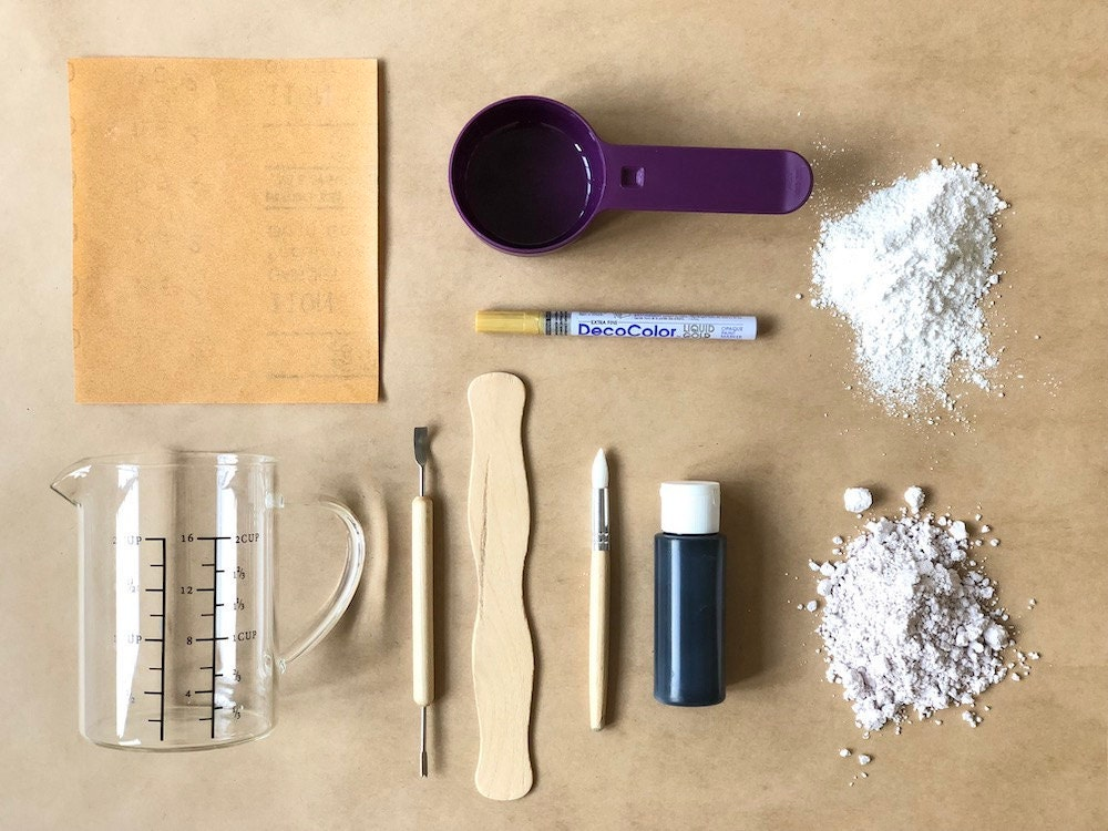 The materials you need for this project