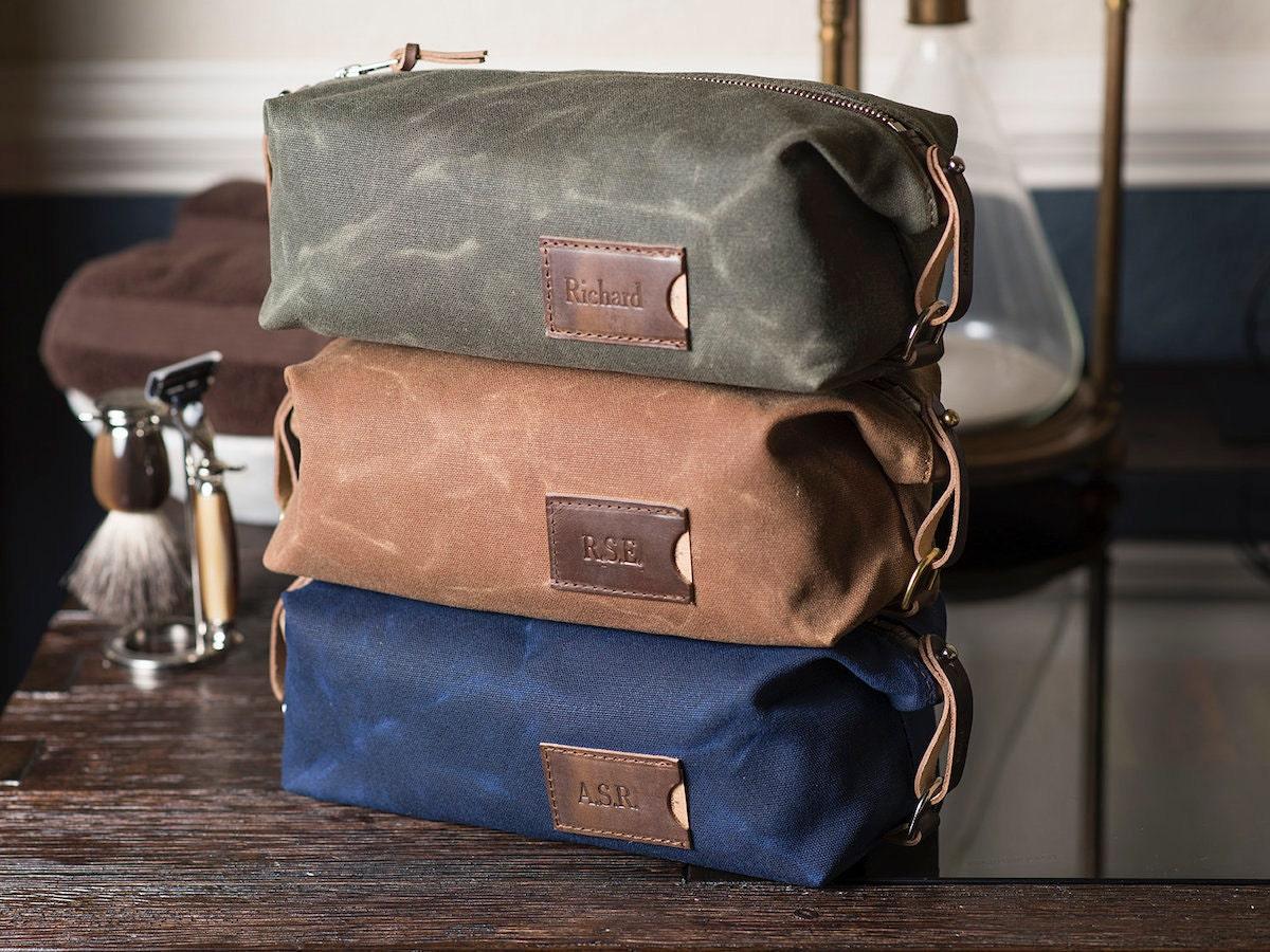 Dopp kit from Clark & Taft Crafting Company