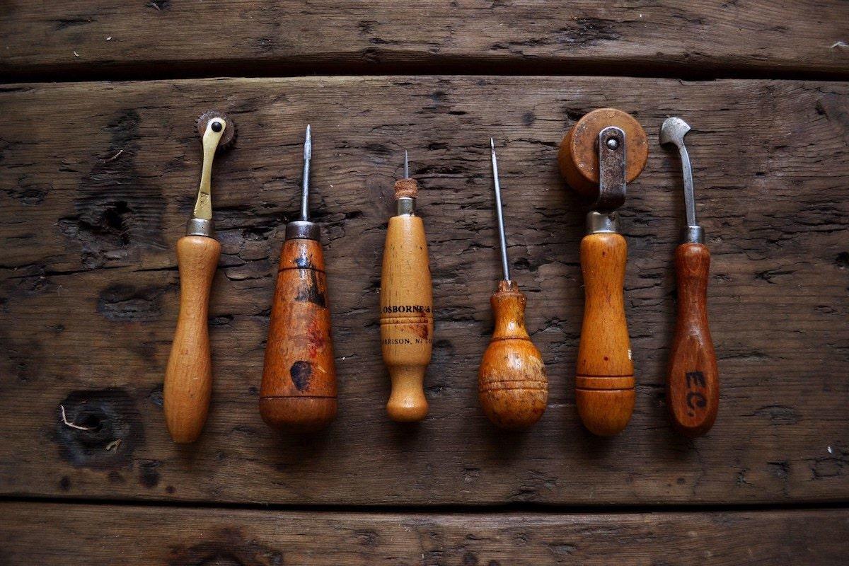 Kingsley's tools