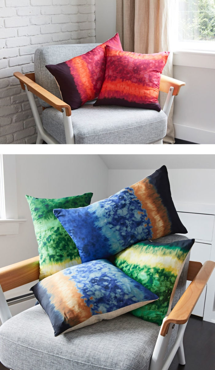 Altuzarra x Etsy throw pillows from Townsend Rowe Home, from $85