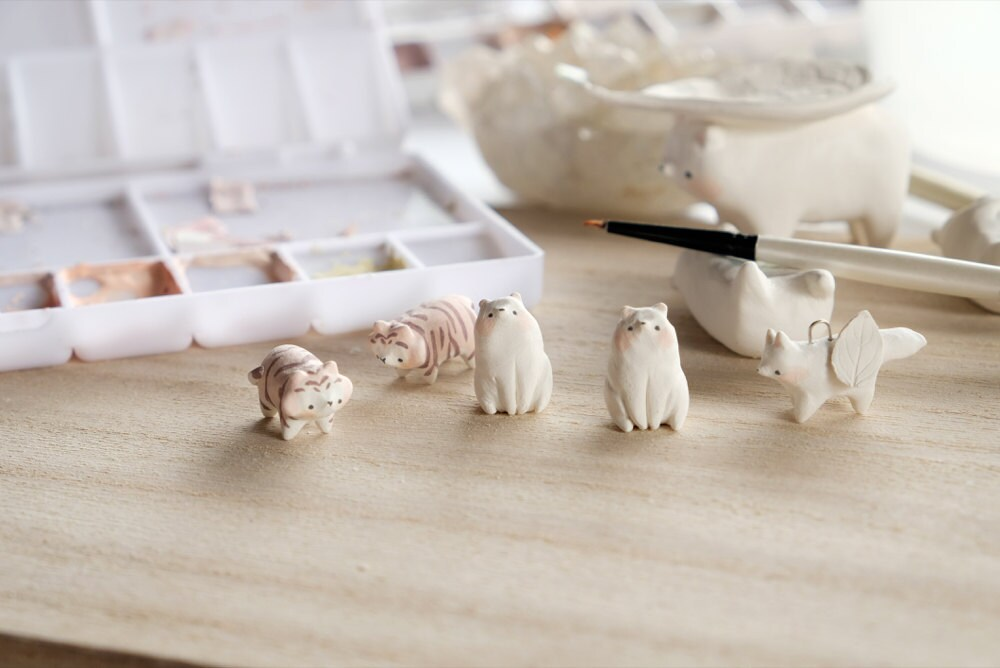 A menagerie of miniatures