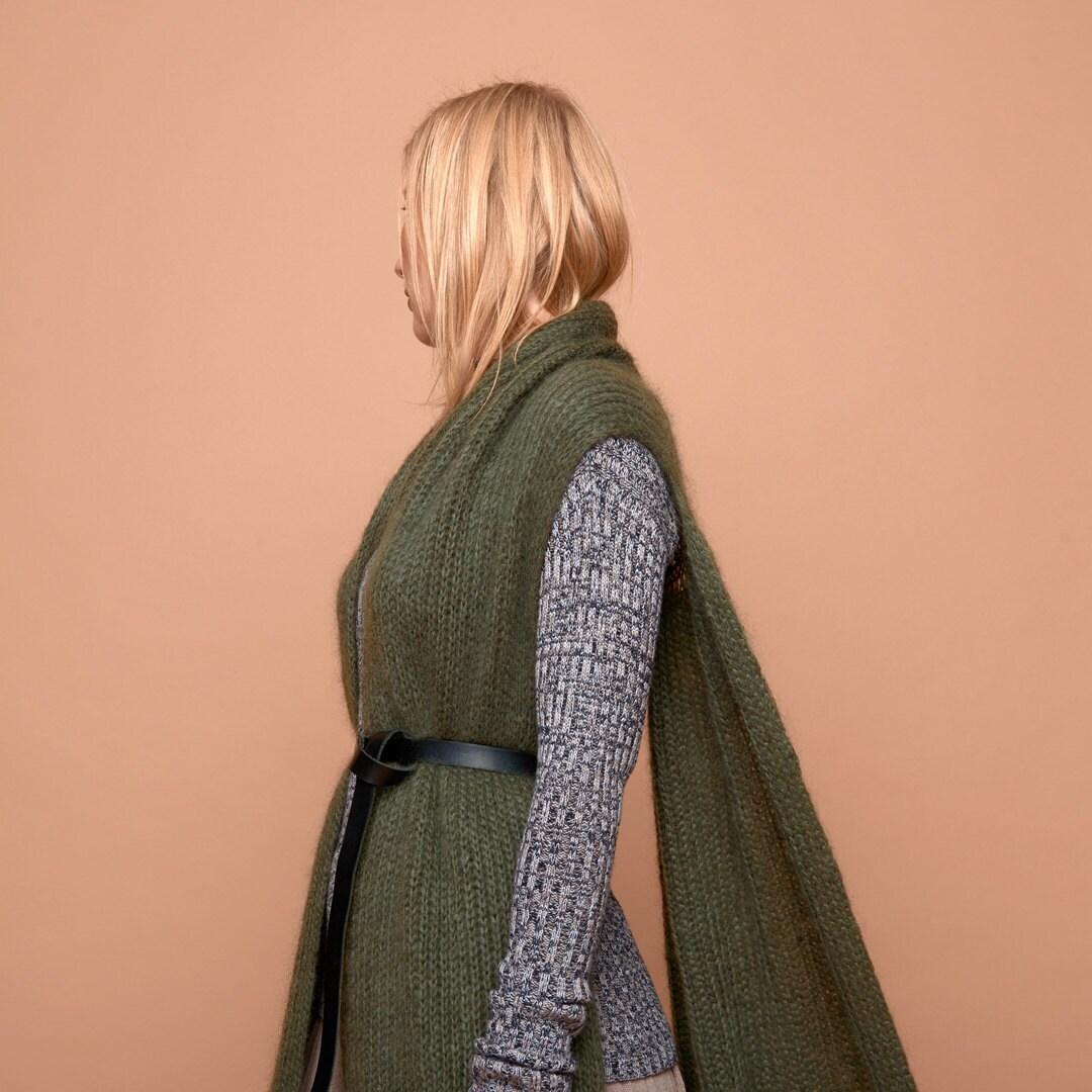 olive-vest