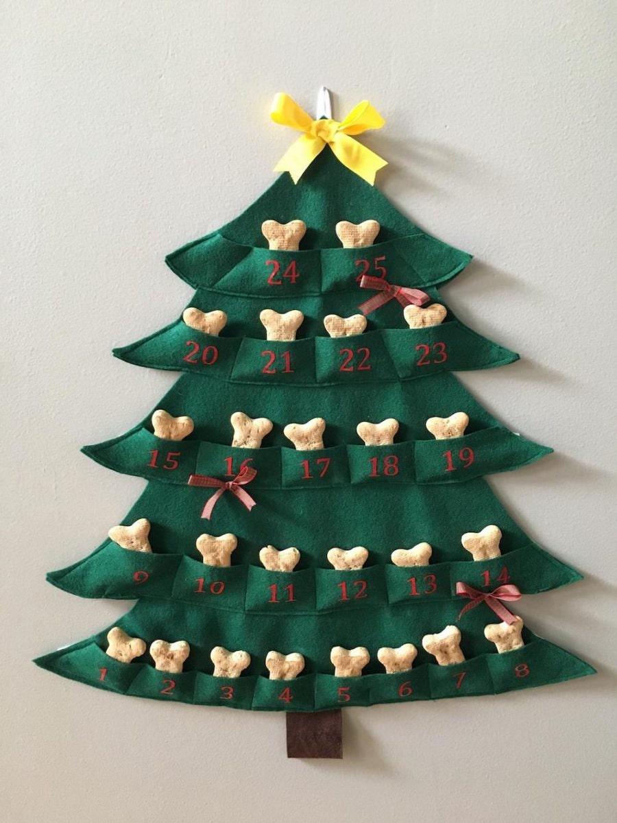 Pet advent calendar from Creativity Customized