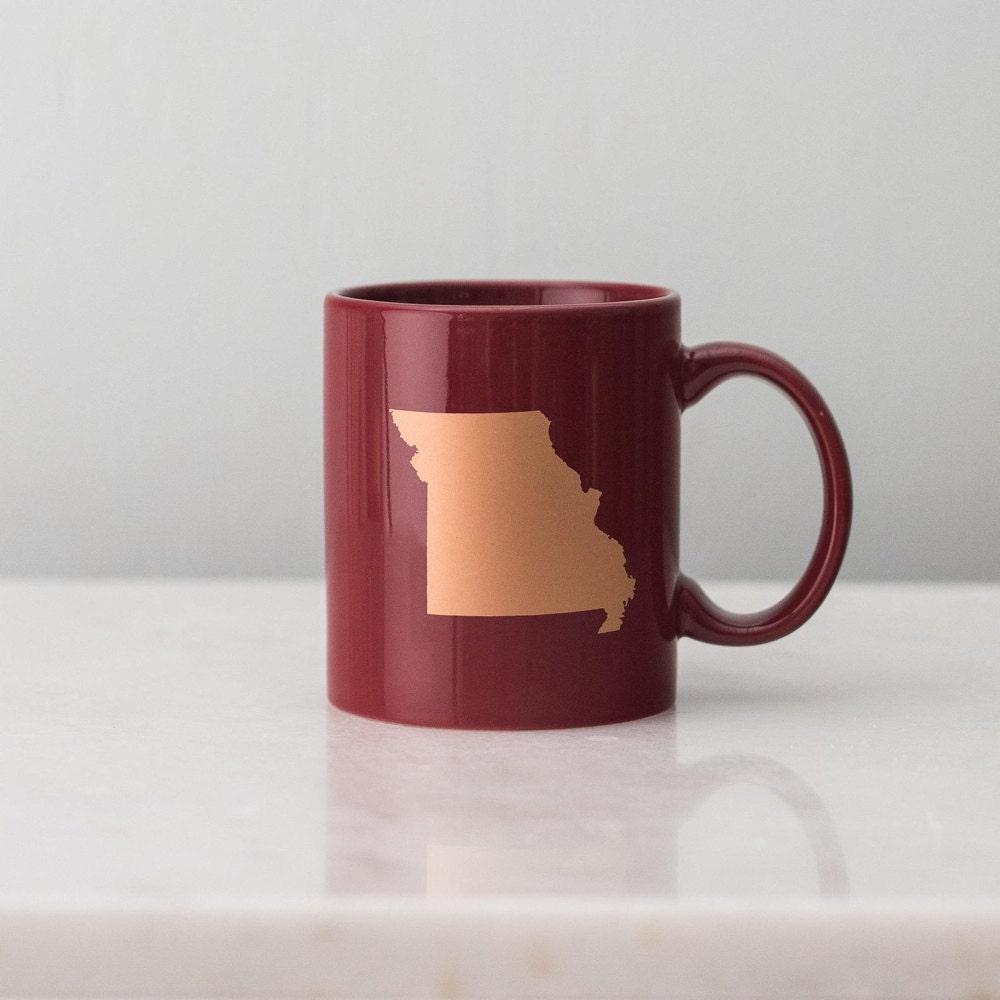 A Missouri state mug from Vital Industries