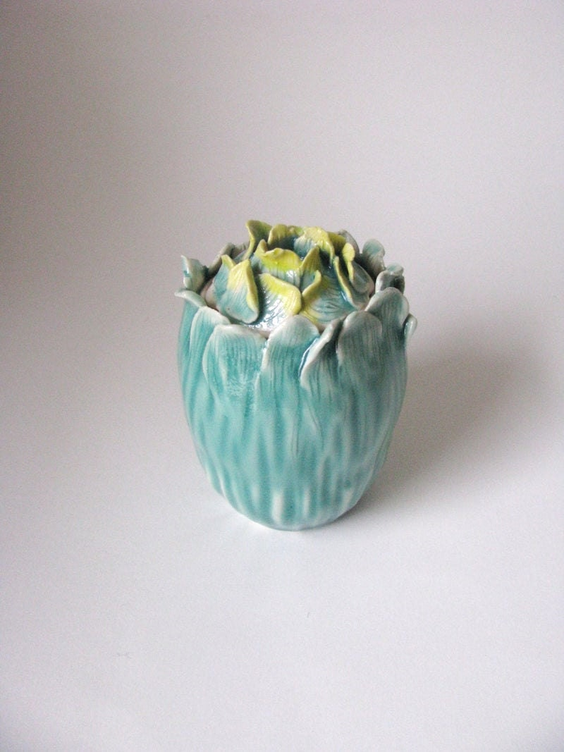 Lidded jar from Echo of Nature