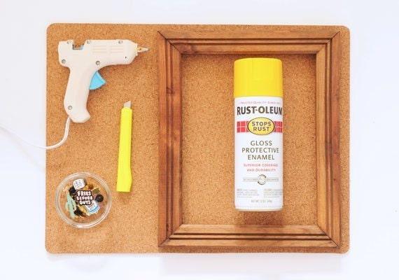 pin-board-materials