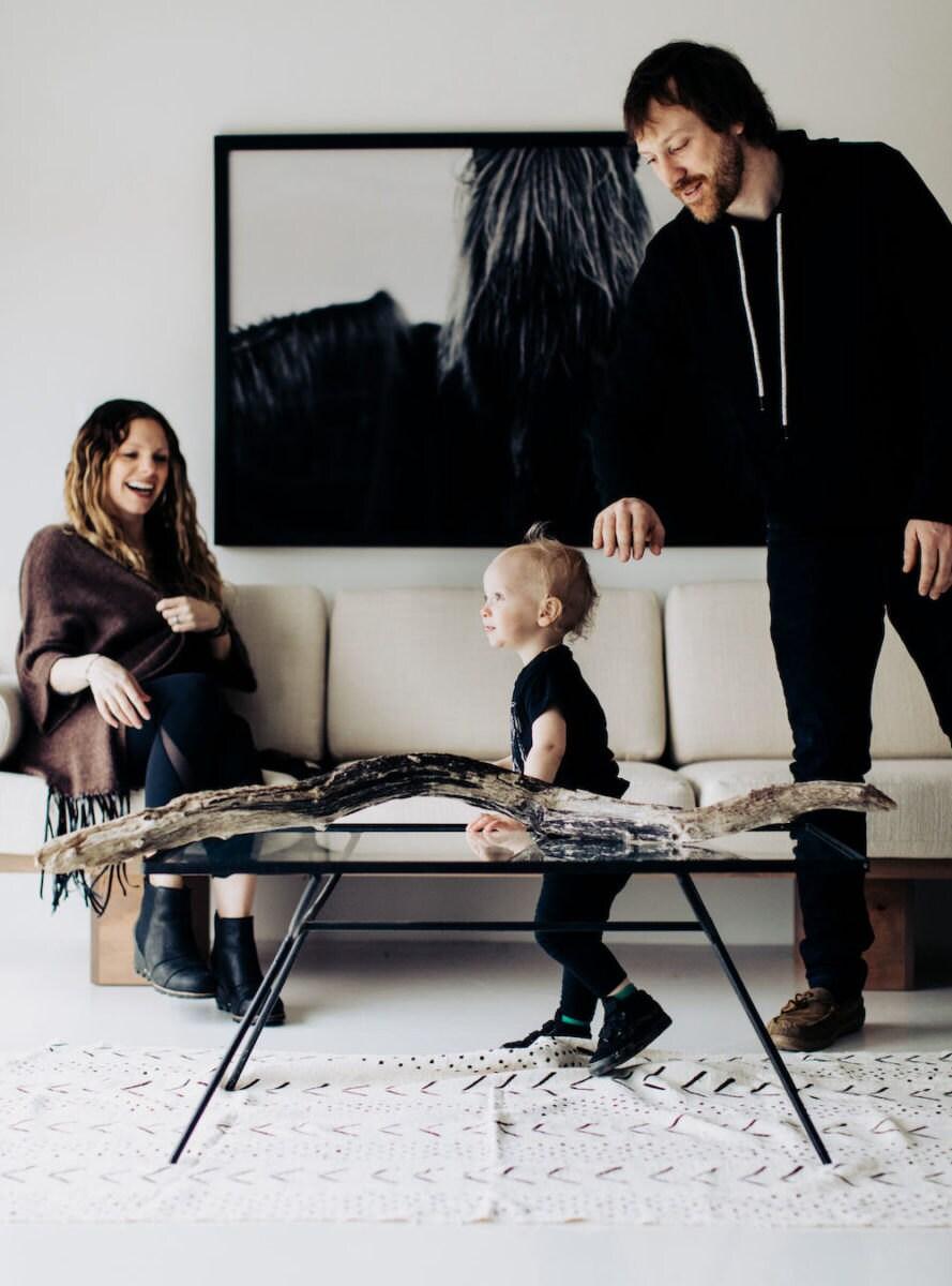 Gretta Jones and her family