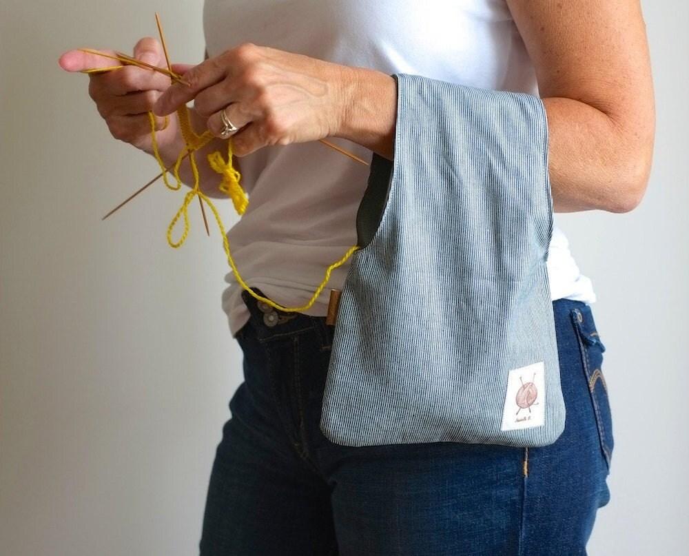 Knitting bag from Jésabelle B