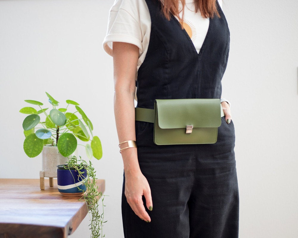 Convertible fanny pack from Boejack Design