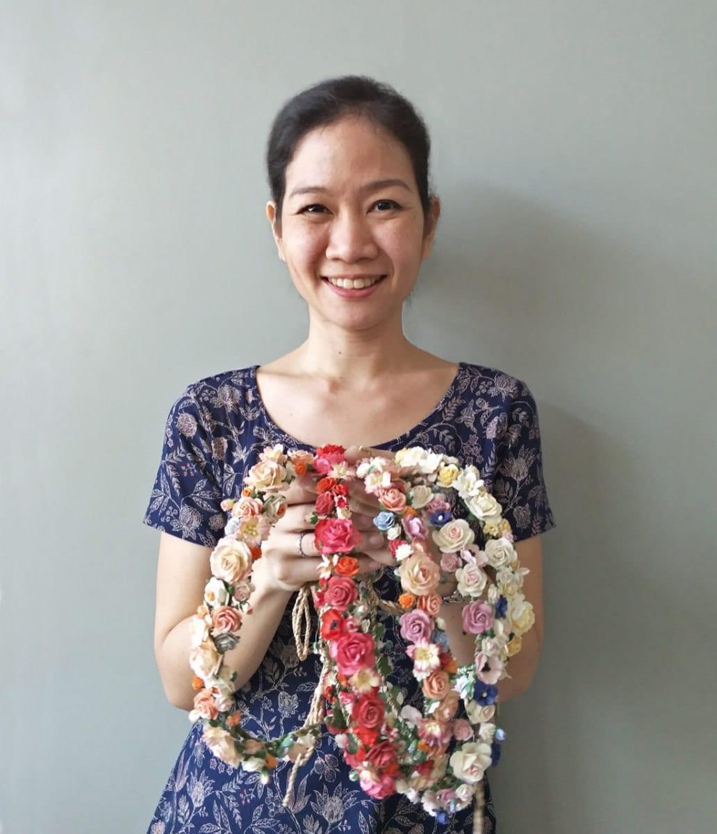 Portrait of Squish-n-Chips owner Orawee Choedamphai