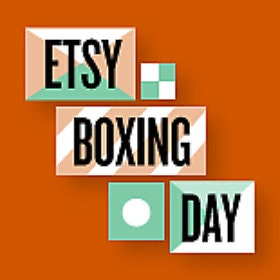 Etsy Canada's Boxing Day Promotion