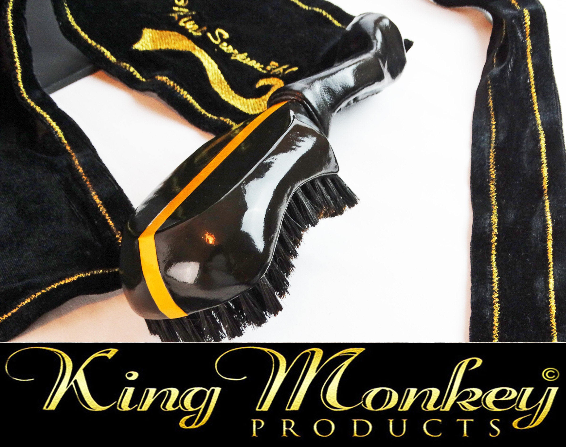 Gallery - King Monkey Products - Custom 360 Wave Brush Store