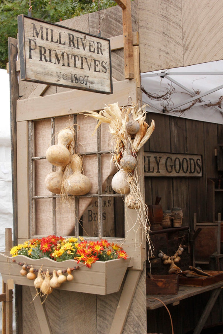 Mill River Primitives Made to order Custom by