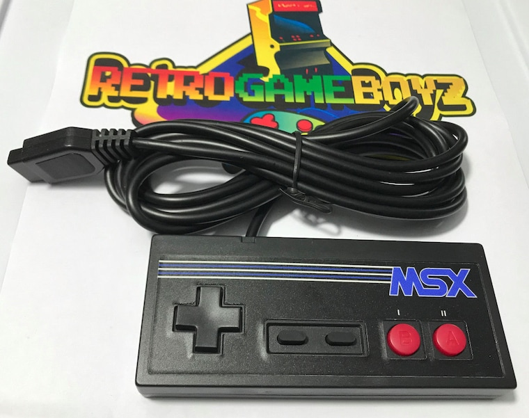 Custom Video Game Controllers for Retro Consoles by