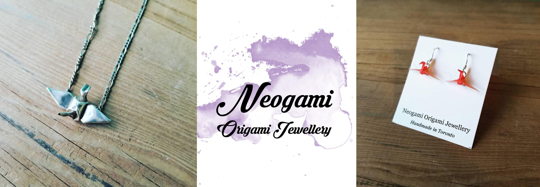 Neogami Origami Jewellery