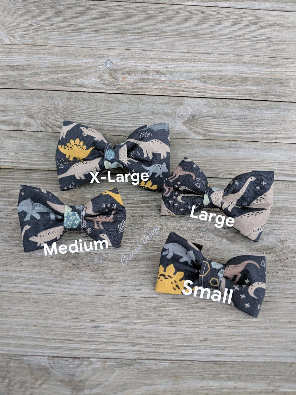 Cluaran Design Custom Bow Ties
