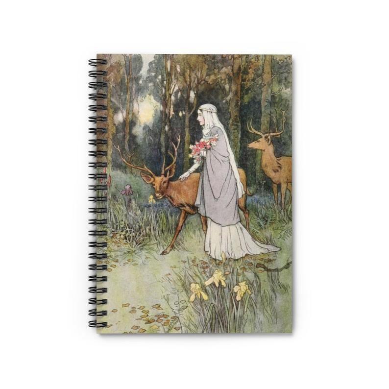 tarot journal warwick goble