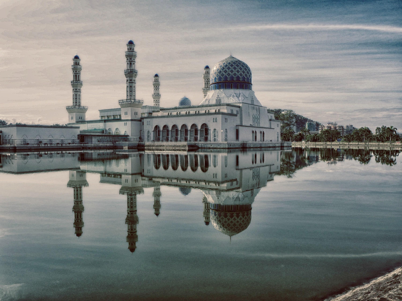 The Mosque in Kota Kinabalu