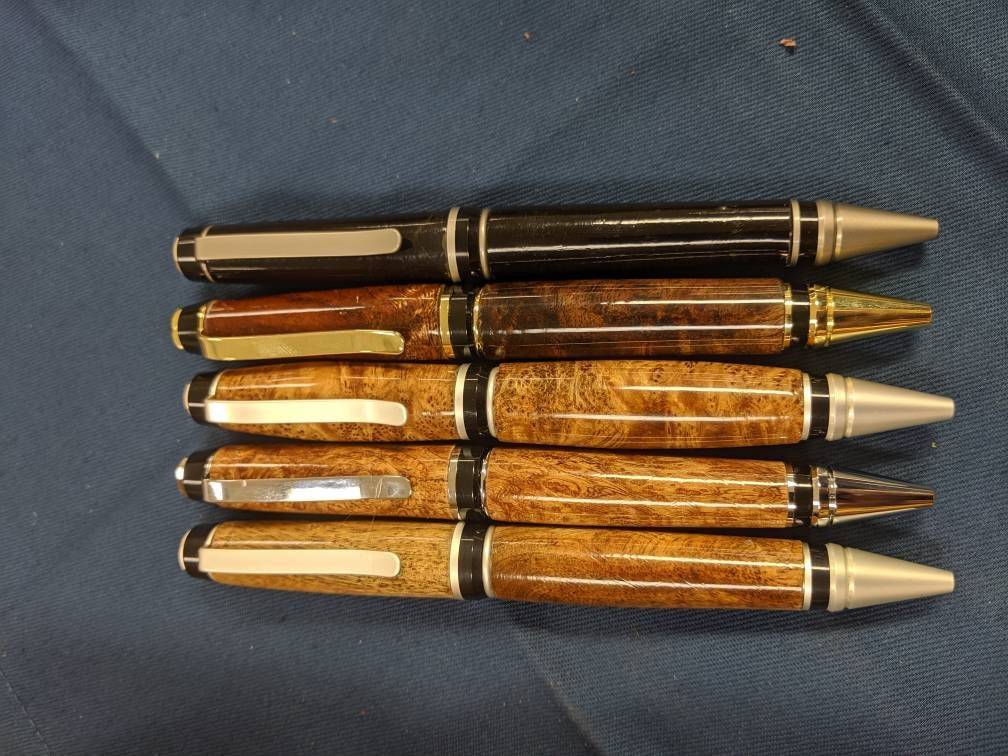burl cigar wood pens