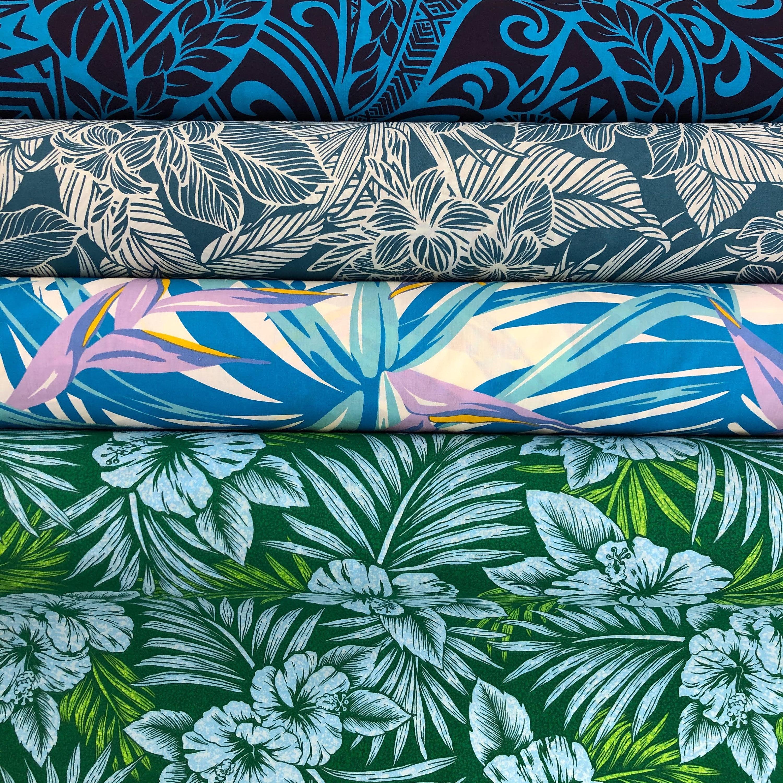 pre-cut fabric set