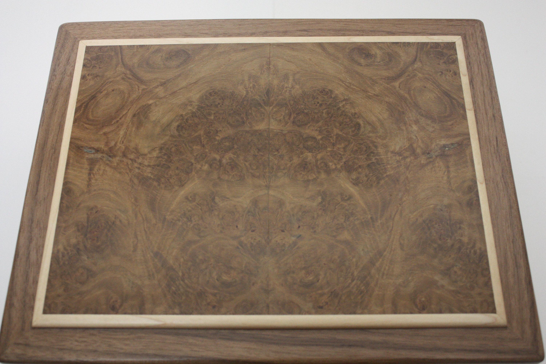 Book-Matched Oak Burl