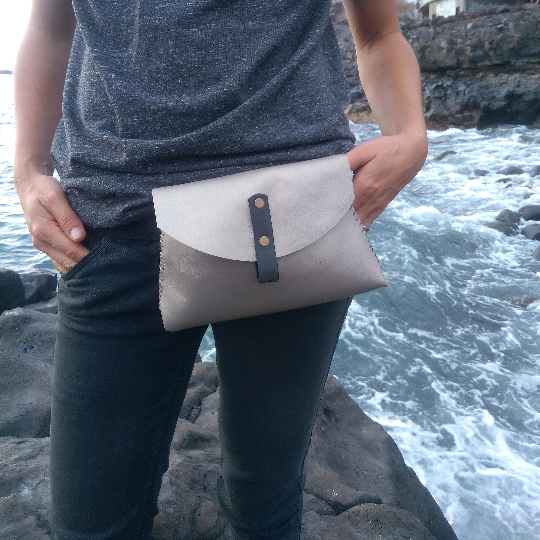 Leather Belt Bag*Fanny Pack*Leather Waist Bag*Festival Bag*Fanny Bag*Travel Bag*Small Bag*Women Bag*Women Leather Bag