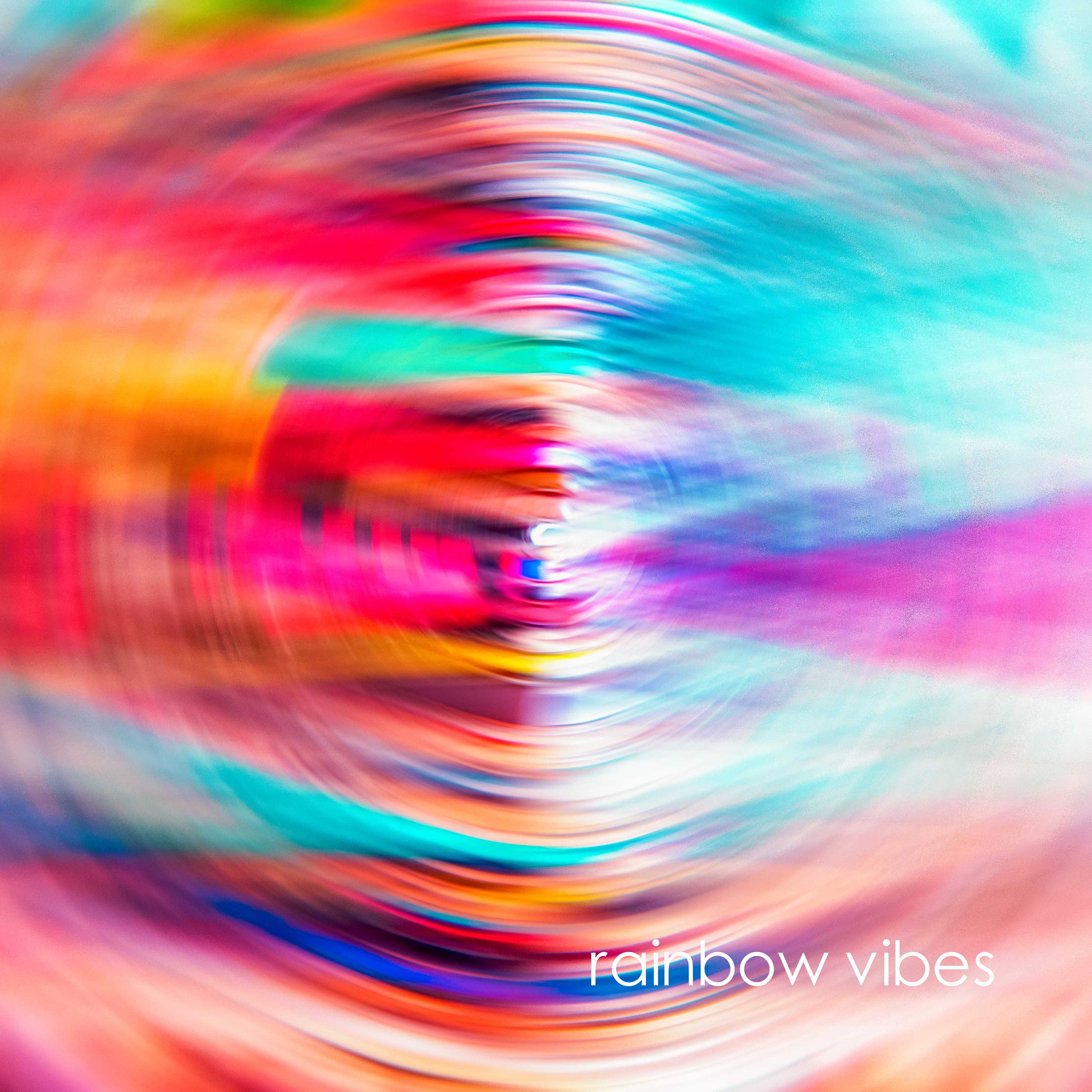 abstract multi coloured fine art prints and ready to hang wall art- available in custom sizes and as art panel, canvas, box frame and aluminium mount