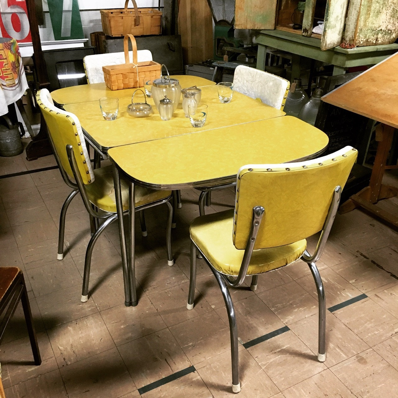 November Sale At School Days Antique Mall