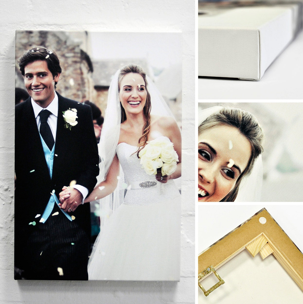 professional archival canvas wall art