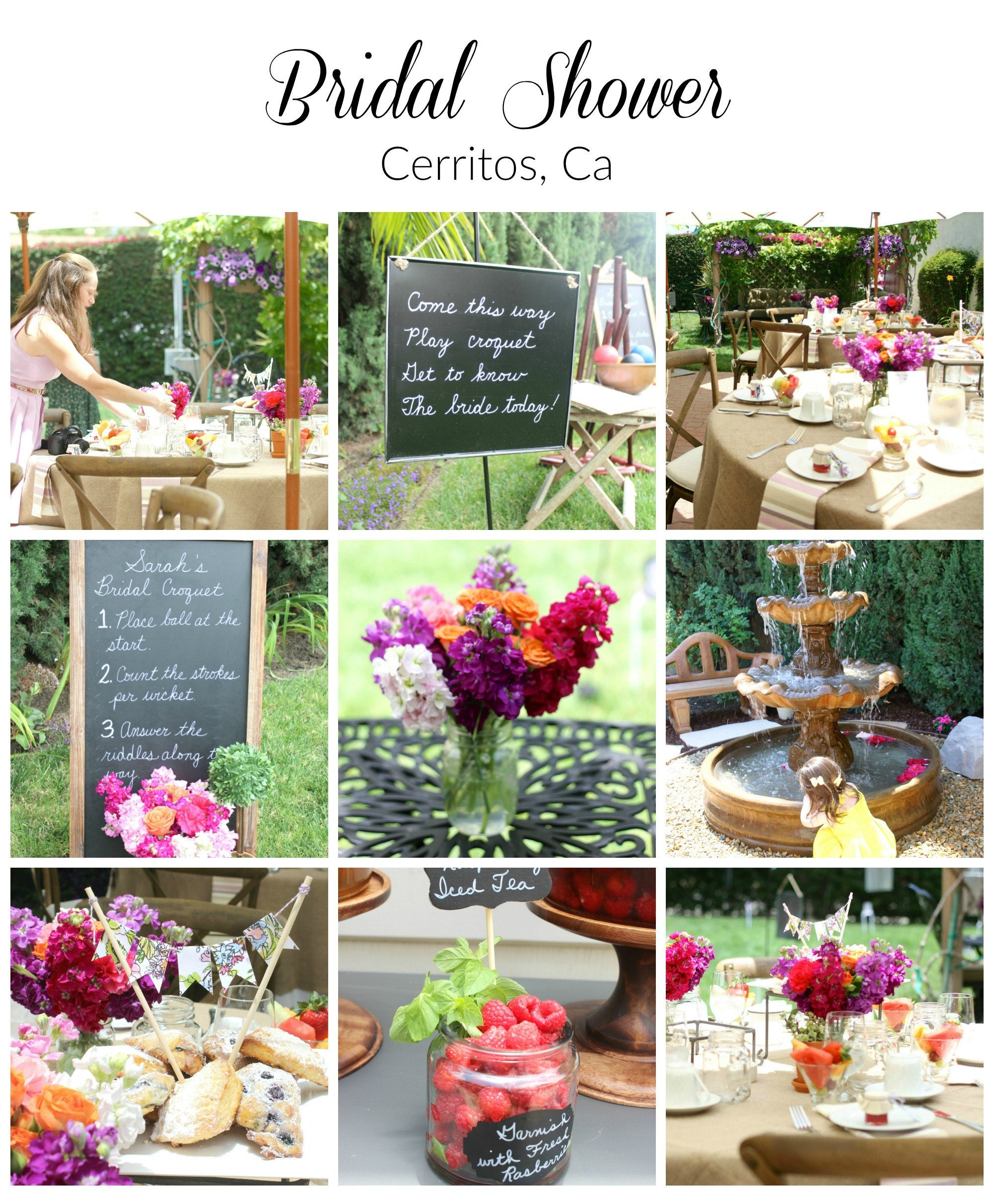Mendez Manor Event Styling