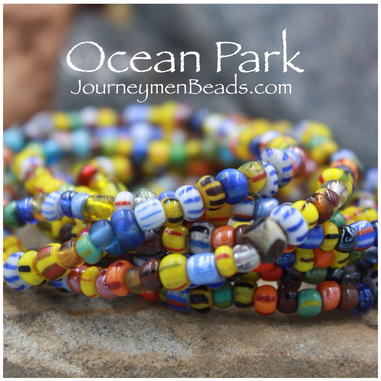 Ocean Park by JourneymenBeads.com