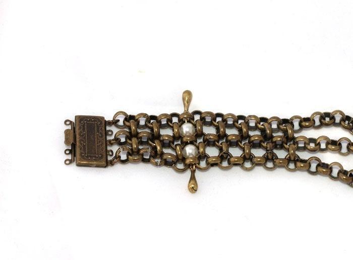 making chain bracelet-04