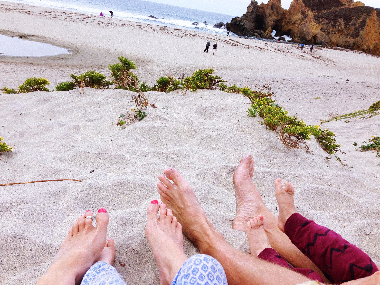 Pfeiffer Beach, Big Sur