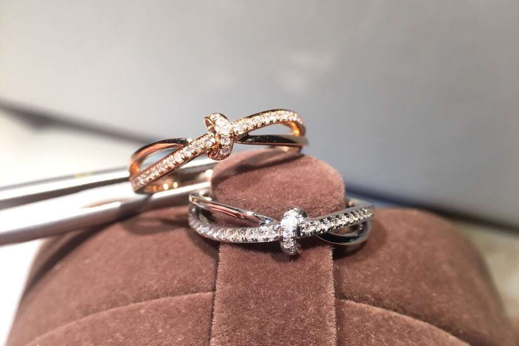 Diamond rings by gem select crafts