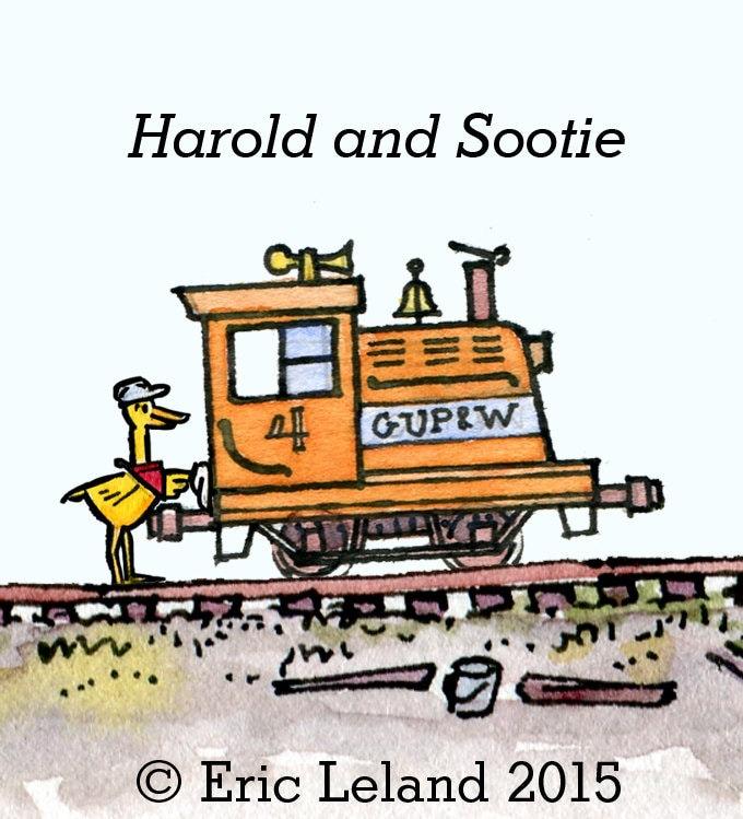 Harold and Sootie