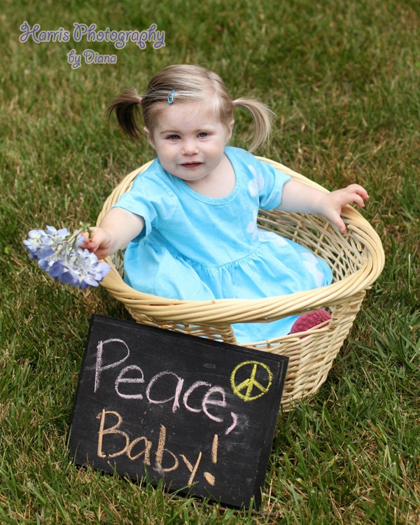 Peace, Baby! Batiks