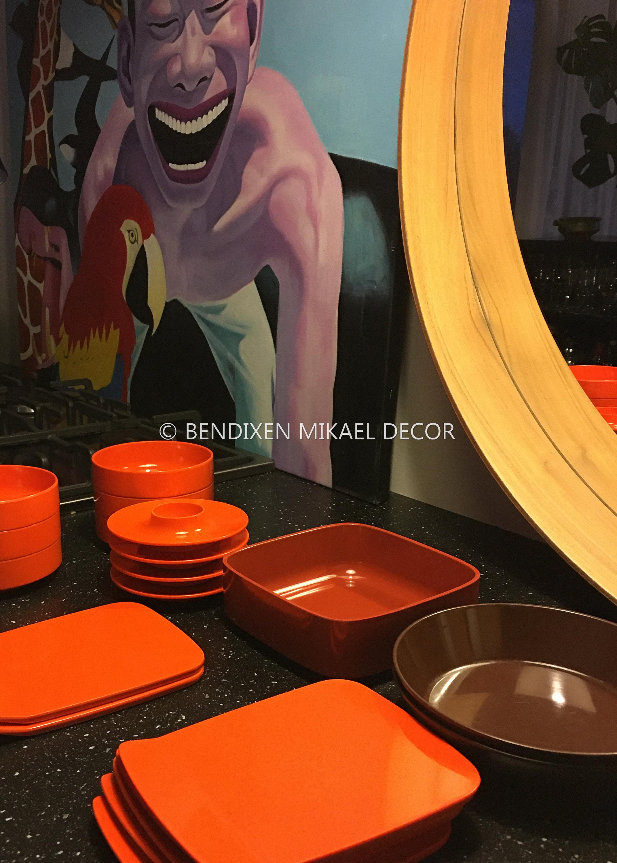 Bendixen-Mikael Retro market find