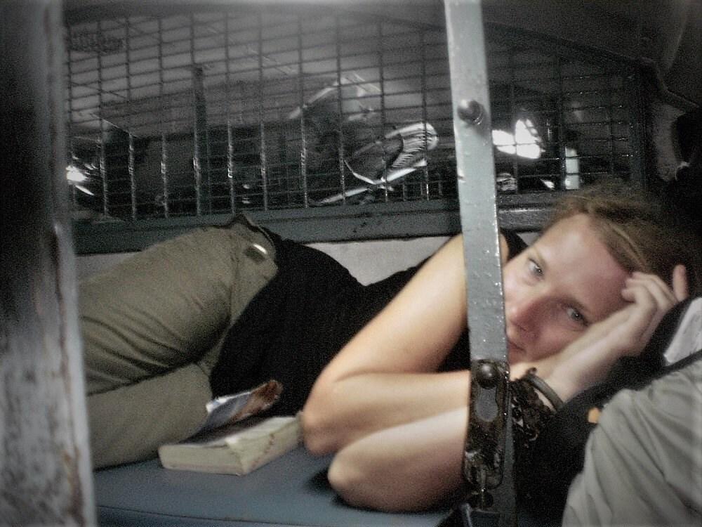 Les fameux trains couchettes