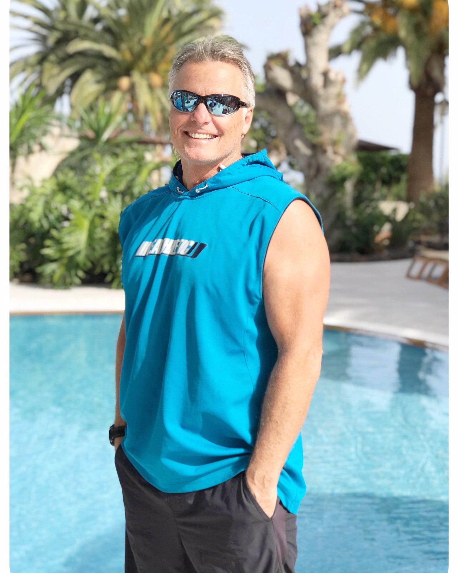 Me in Fuerteventura